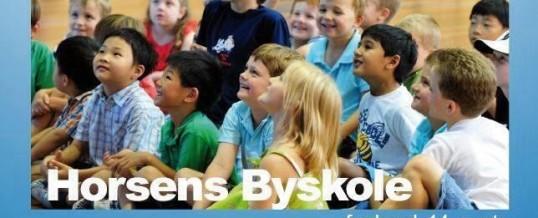 Store Latterdag på Horsens Byskole – Pressen skrev…