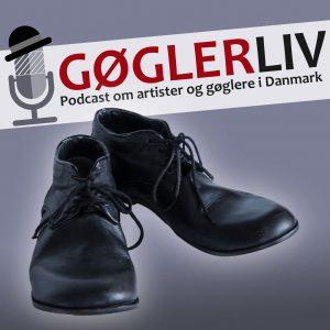 Gøglerliv - ny podcast om artister og gøglere i Danmark