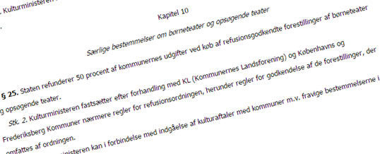 Artister og gøglere mangler anerkendelse i Danmark